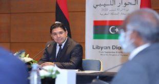Bourita Les compromis de Bouznika confirment que les Libyens sont capables de résoudre leurs problèmes sans tutelle ni influence