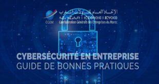 CGEM Publication d'un guide sur la Cybersécurité en entreprise