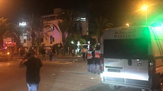 Casablanca Explosion à La Clinique Andalouss
