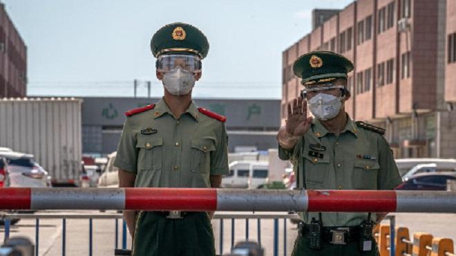 Chine confinement d'une ville entière après trois cas de Covid-19