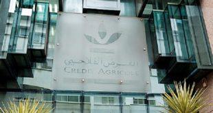Crédit Agricole du Maroc le PNB en hausse de 9% à fin juin