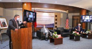 Enseignement Lancement Officiel Du Programme Du Partenariat Hep M