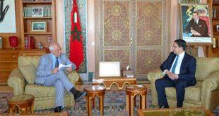 Entretien téléphonique entre Bourita et Borrell