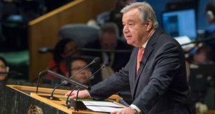 Guterres Appelle à Agir Aujourd'hui Pour Jeter Les Bases De La Sortie De Crise