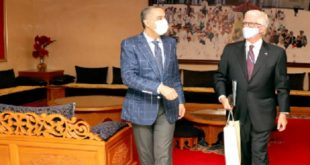 Hammouchi reçoit à Rabat l'ambassadeur des Etats-Unis
