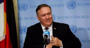 Iran Washington proclament unilatéralement le retour des sanctions de l'ONU