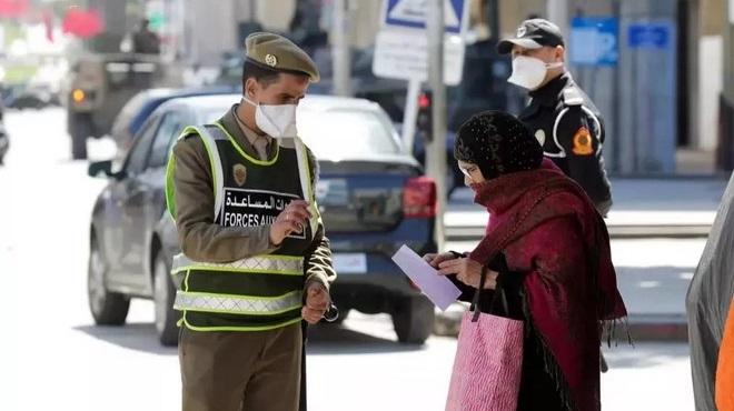 Kénitra Mehdia Deux villes marocaines presque reconfinées