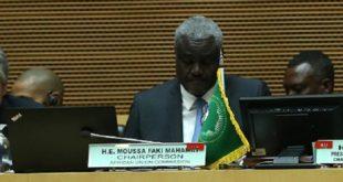 L'ua Salue Les Efforts Du Maroc Pour Relancer Le Processus Politique à La Crise Libyenne