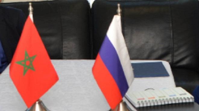La Russie et le Maroc déterminés à approfondir le dialogue politique sur les questions internationales d'intérêt commun