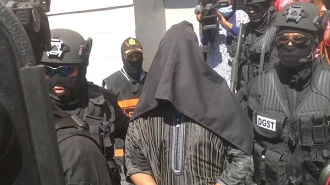 Le Bcij A Fait éviter Au Maroc Un Bain De Sang