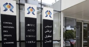 Le CNDH publie son rapport thématique sur les protestations de Jerada