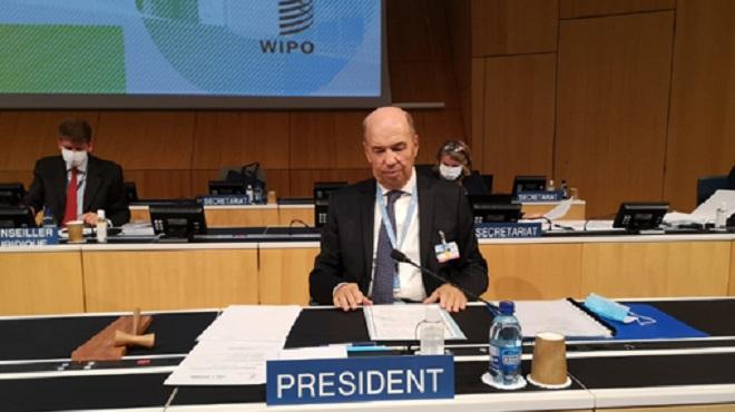 Le Maroc préside à Genève la 61è réunion de l'Assemblée des Etats membres de l'OMPI
