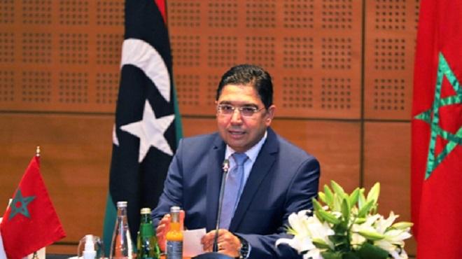 Le dialogue inter-libyen, une étape importante qui transforme une impasse de plusieurs années en un véritable élan