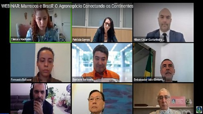 Le phosphate marocain est d'une importance stratégique pour le Brésil