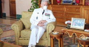 Loudyi reçoit à Rabat le Général d'Armée, Chef d'Etat-Major des Armées de la République française