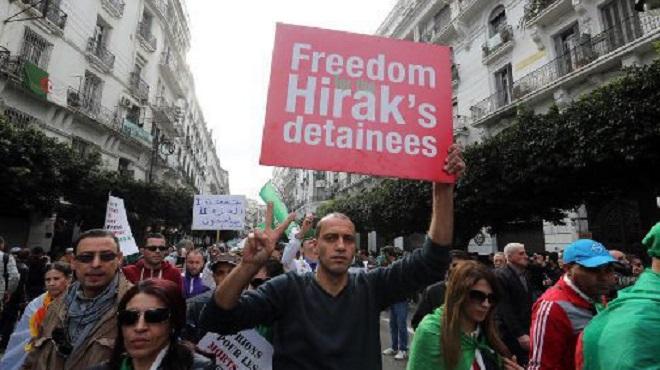 M6 interdite en Algérie après diffusion d'un documentaire sur le Hirak