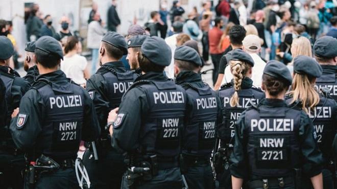 Manifestations Anticorona En Allemagne Et En Pologne