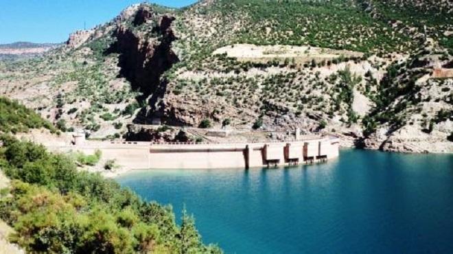 Maroc Les Barrages Remplis à 39,7%