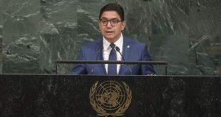 ONU Bourita plaide pour un système multilatéral de proximité