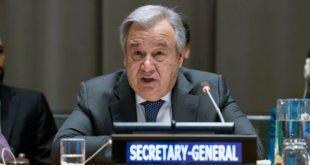 Onu Guterres Compare La Crise Du Covid 19 Au Lendemain De La Seconde Guerre Mondiale