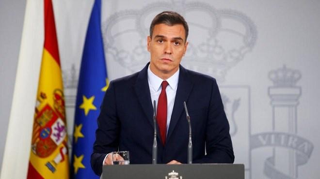 Sahara Marocain Pedro Sanchez réitère l'appel à une solution politique basée sur le compromis