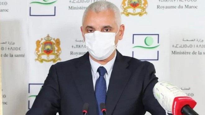 Situation épidémiologique Khalid Ait Taleb appelle à dupliquer l'expérience de Fès-Meknès