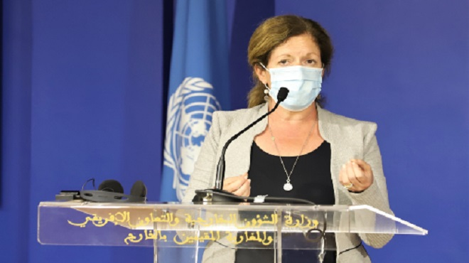 Stephanie Williams soutient les efforts consentis dans le cadre du dialogue de Bouznika visant à résoudre la crise en Libye