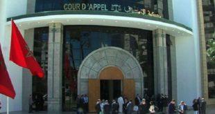 Tanger Condamnation à La Peine De Mort Pour Le Meurtre D'un Enfant