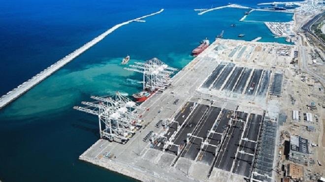 Tanger Med 35ème port à conteneurs au monde en 2019