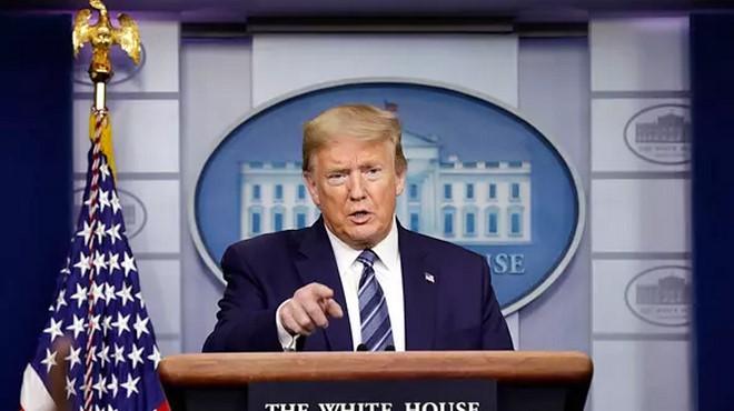 Trump Annonce Un Plan Pour La Distribution De 150 Millions De Covid Tests