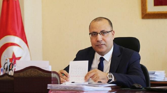 Tunisie Hichem Mechichi écarte tout scénario de reconfinement