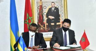 le-renforcement-de-la-cooperation-bilaterale-au-coeur-d'entretiens-entre-m.-bourita-et-son-homologue-rwandais