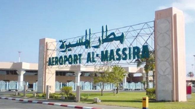 Agadir Accueille Un Premier Groupe De Touristes Britanniques
