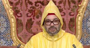 Année législative SM le Roi Mohammed VI ouvre la session parlementaire