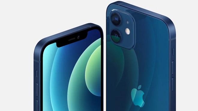 Apple dévoile le nouvel IPhone 12