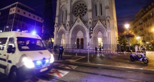 Attentat De Nice Interpellation D'un Homme