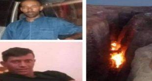 Camps de Tindouf Deux jeunes orpailleurs sahraouis brûlés vifs par l'armée algérienne