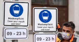 Covid 19 En Allemagne Mise En Place D'un Couvre Feu à Berlin Et Francfort