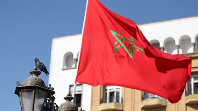 Des députés du Groupe d'amitié France-Maroc