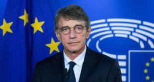 David Sassoli salue les initiatives du Maroc pour résoudre la crise libyenne