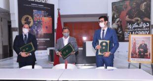 Deux conventions entre la FNM et l'IRESEN Les musées du Maroc se mettent au vert