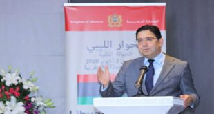 Dialogue inter-libyen de Bouznika Les accords du 2ème round