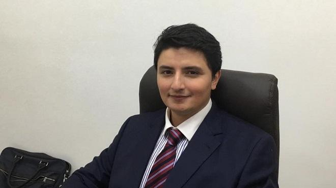 Dr Mehdi Maazouzi