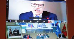 Établissement D'un Bureau De L'unoct Au Maroc