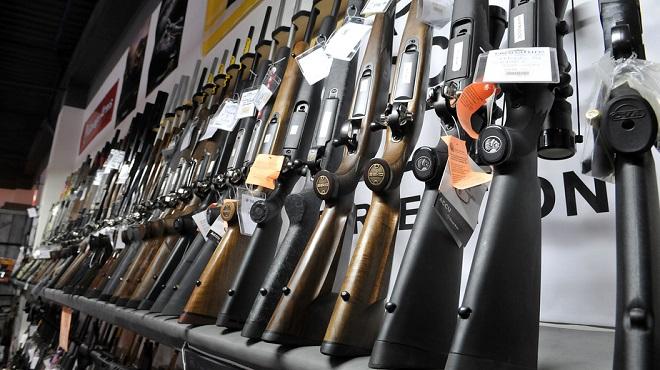 Etats Unis Hausse De La Vente D'armes Avant Les élections