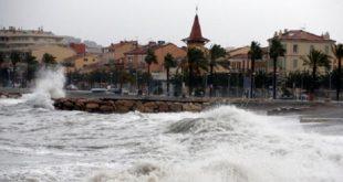 France Au moins huit personnes portées disparues après le passage de la tempête Alex