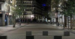 France Le Coup De Massue Du Couvre Feu
