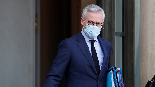 France Un coût de plus de 2 milliards d'euros pour le couvre-feu étendu
