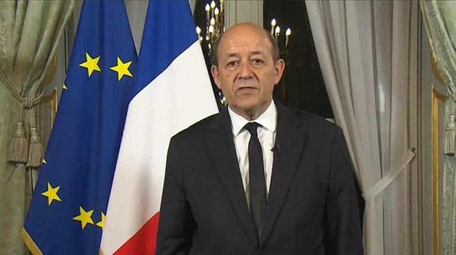 Jean-Yves Le Drian à Bamako pour rencontrer les nouvelles autorités