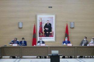 La CSMD reprend ses tournées régionales par une visite à Laâyoune